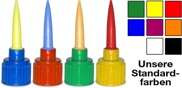 P18-3K Tropferspitze Farben